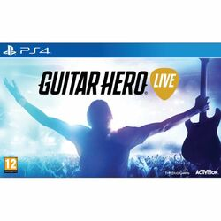 Guitar Hero Live + gitara