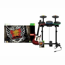Guitar Hero: Warriors of Rock (Band Bundle) na progamingshop.sk