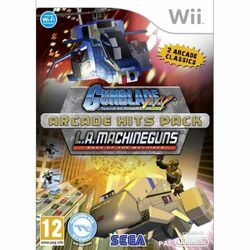 Gunblade NY: Special Air Assault Force & L.A. Machineguns: Rage of the Machines (Arcade Hits Pack)