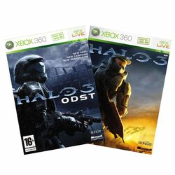 Halo 3: ODST + Halo 3