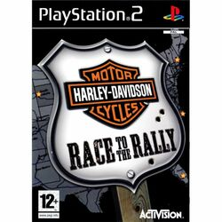 Harley-Davidson Motorcycles: Race to the Rally na progamingshop.sk