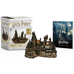 Harry Potter Hogwarts Castle and Sticker Kit (Miniature Editions)