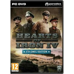 Hearts of Iron 4 (Colonel Edition)