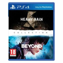 Heavy Rain + Beyond: Two Souls CZ (Collection)