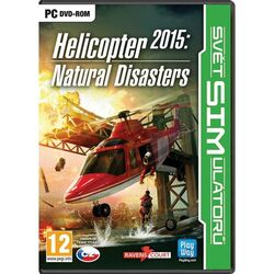Helicopter 2015: Natural Disasters CZ na progamingshop.sk