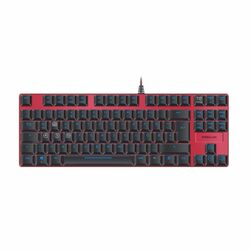 Herná klávesnica Speedlink Ultor Illuminated Mechanical Gaming Keyboard, čierna