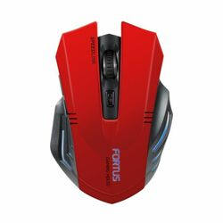 Herná myš Speed-Link Fortus Gaming Mouse Wireless, čierna