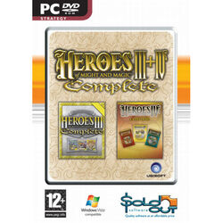 Heroes of Might and Magic 3 & 4 Complete na progamingshop.sk