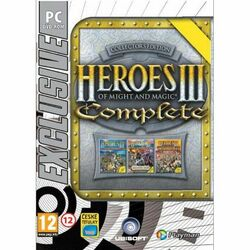 Heroes of Might and Magic 3 Complete CZ na progamingshop.sk