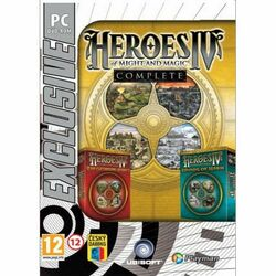 Heroes of Might and Magic 4 Complete CZ na progamingshop.sk