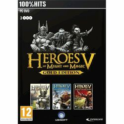 Heroes of Might and Magic 5 (Gold Edition) na progamingshop.sk