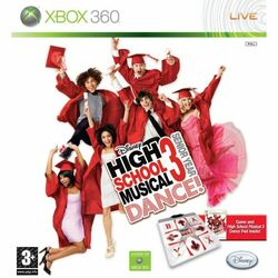 High School Musical 3: Senior year DANCE! + podložka na progamingshop.sk