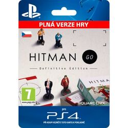 Hitman GO: Definitive Edition (CZ)