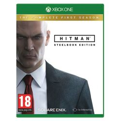 Hitman: The Complete First Season (Steelbook Edition)