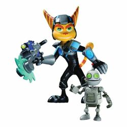 Holo-Armor Ratchet with Clank (Ratchet & Clank) na progamingshop.sk