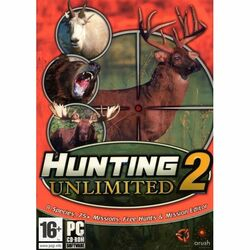Hunting Unlimited 2 na progamingshop.sk