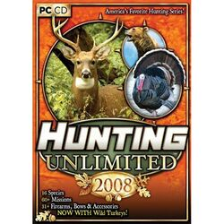 Hunting Unlimited 2008 na progamingshop.sk