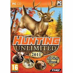 Hunting Unlimited 2011 na progamingshop.sk