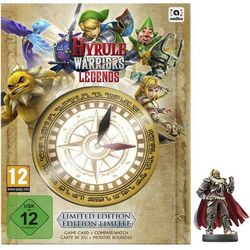 Hyrule Warriors: Legends (Limited Edition) + amiibo  na progamingshop.sk