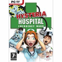 Hysteria Hospital: Emergency Ward na progamingshop.sk