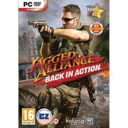 Jagged Alliance: Back in Action CZ