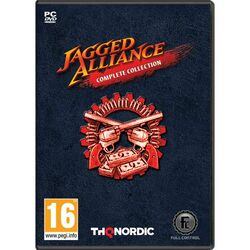 Jagged Alliance (Complete Collection)