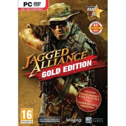 Jagged Alliance (Gold Edition)