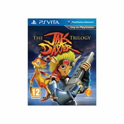 Jak and Daxter: The Trilogy na progamingshop.sk