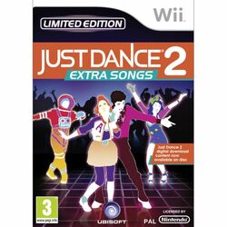Just Dance 2: Extra Songs (Limited Edition)