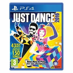 Just Dance 2016 na progamingshop.sk