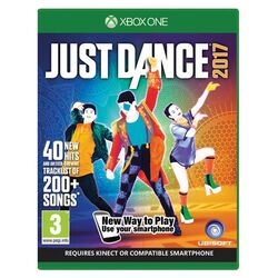 Just Dance 2017 na progamingshop.sk