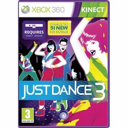 Just Dance 3 na progamingshop.sk