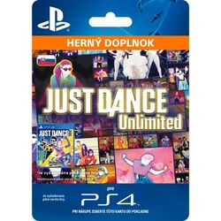 Just Dance Unlimited (SK 12 Months Pass)