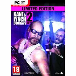 Kane & Lynch 2: Dog Days (Limited Edition)