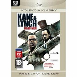 Kane & Lynch: Dead Men CZ