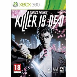 Killer is Dead (Limited Edition) na progamingshop.sk