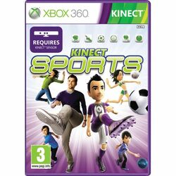Kinect Sports na progamingshop.sk