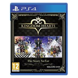 Kingdom Hearts: The Story So Far na progamingshop.sk