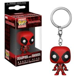 K¾úèenka Pocket POP! Deadpool with Swords na progamingshop.sk