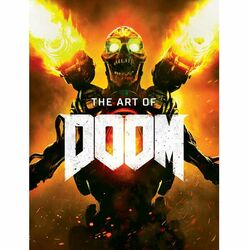 Kniha Art of DOOM