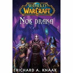 Kniha World of WarCraft: Noc draka