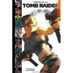 Komiks Tomb Raider Archives 2 na progamingshop.sk