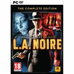 L.A. Noire (The Complete Edition) na progamingshop.sk
