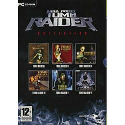 Lara Croft Tomb Raider Collection na progamingshop.sk