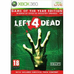 Left 4 Dead (Game of the Year Edition) na progamingshop.sk
