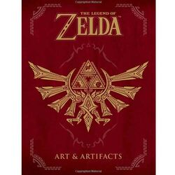 Legend of Zelda - Art and Artifacts na progamingshop.sk