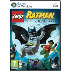LEGO Batman: The Videogame CZ na progamingshop.sk
