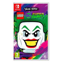 LEGO DC Super-Villains (Deluxe Edition)