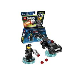 LEGO Dimensions Bad Cop Fun Pack