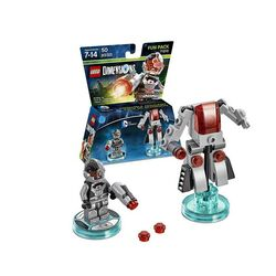 LEGO Dimensions Cyborg Fun Pack
